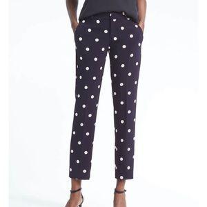 Banana Republic Avery Style Crop Pant